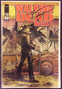 The Walking Dead 1 Signed By Robert Kirkman And Tony Moore Only 1 On Ebay