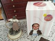 Extremly Rare Wizard Of Oz Dorothy Over The Rainbow Music Boxandnbsp