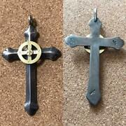 Goroand039s Custom Gold Cross Wheel With Back Stamp Original Free Shipping From Japan