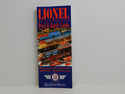 Tm Books Lionel 1900-1969 Price And Rarity Guide By Tom Mccomas 2005