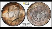 1964 Kennedy Half Dollar Pcgs Gold Shield Ms67 W/trueview And Nfc