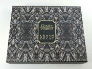 Box Only Urban Decay Game Of Thrones Vault With Sleeve Box Only Sold Out