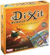 Dixit Japanese Version Board Game For 3-6 People Hobby Japan New