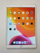 As Is Home Button Apple Ipad Pro A1709 512gb Wi-fi + 4g 10.5 In Gold N1 101