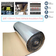 Sound Deadener Car Insulation Automotive Heat Shield Insulation Mat 80and039and039x39and039and039