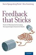 Feedback That Sticks The Art Of Effectively Communicating Neuropsychological…