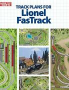 Track Plans For Lionel Fastrack Classic Toy Trains Books By Classic Toy Tra…