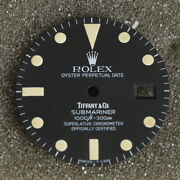 Rolex 16800 Transitional Submariner And Co. Black Dial 27.31mm 95396