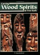 Carving Wood Spirits In Tree Bark Capturing Unique Faces And Expressions In Wo…