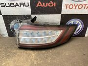 2015 2016 2017 2018 Ford Edge Right Taillight Used Oem