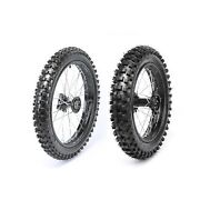 17 And14 Inch 70/100-17 70/100/17 90/100-14 90/100/14 Tire Wheel Motocross Tires