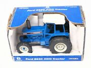 Ertl New Holland Ford 8630 4wd Tractor 1/32 Scale Stk 830 New