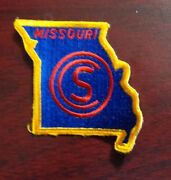 U.s. Army Pocket Patch, Missouri National Guard,officer Candidate School