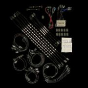 Custom Dynamics Engine Ground And Bags Proglow Color Changing Led Accent Light Kit
