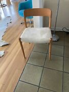 One Mid Century Niels Otto Moller For Jl Moller Model 75 Teak Dining Chair
