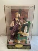 Disney Limited Edition To 6000 -rapunzel And Flynn- Designers Collection Doll Nib