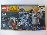 Lego Star Wars 75093 Death Star Final Duel Sealed New Free Us Shipping