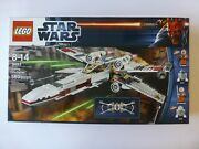 Lego Star Wars 9493 X-wing Starfighter Sealed New Free Us Shipping