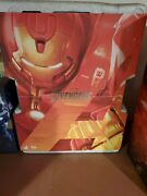 Hot Toys 1/6 Scale Age Of Ultron Hulkbuster Mms285