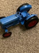 Crescent Toys 1809 -- Ford Dexta Tractor - Blue - As Photos