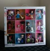 Disney Animators Doll Collection Set Princess Mini Toy Character Hobby Limited