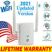 Wifi Repeater Wireless Internet Booster Range Extender Booster Amplifer 1200mbps