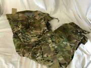 Ewol Free Pants Large Regular Multicam Army Made With Kevlar Nomex Gore-tex
