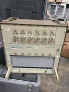 Gould Strip Chart Recorder 2600s With Hard Transport Case