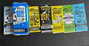 Hobby Box Topps Heritage + High Number 78 Unopened Variety Box Toppers 3 In 1