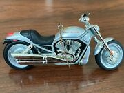 Harley Davidson Tree Ornament And No Brand Red Motorcycle Lighter