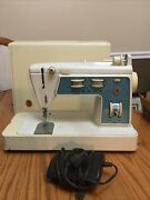 Singer Touch And Sew Special Zig Zag Edition Model 766 Sewing Machine