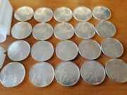 Roll Of 20 Oz 2014 Uncle Slave I Want You. .999 Silver Shield Sbss Lot Tube Sam