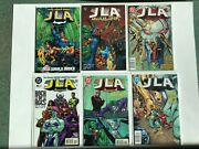 Jla Tbp New World Order And American Dreams And 9-46 Dc 1997 Series