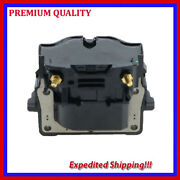1pc Jto103 Ignition Coil T0141 For 1989 1990 1991 1992 1993 Toyota Hiace 2.4l L4