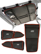 Prp Polaris Rzr Xp1000 S900 Storage Package - Roof, Door And Center Bags, Red