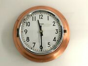 Original Vintage Citizen Wall Clock Polished Analog Premium Home/office Lot 10