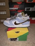 Size 7.5 - Nike Sb Dunk Low X Sean Cliver Holiday Special 2020