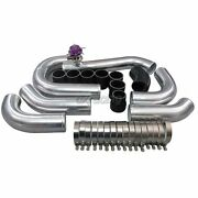 Front Mount Intercooler Piping Kit For 96-04 Ford Mustang 4.6l V8 Supercharger