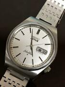Seiko Actus Automatic 6306-8010 Day/date Vintage Men's Watch 1976 Wl23323