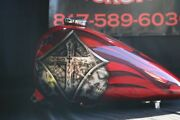 2004 Wide Glide Fxdwgi Fuel Tank And Fender Parts
