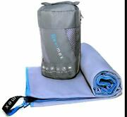 Microfiber Sports And Travel Towel Fast Drying Super Absorbent Large Pack Of 50