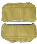 Seat Cover, Rear Bench, Hardtop, 1974-76 Dart Swinger, Swinger Special And Scamp