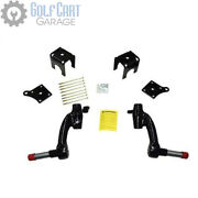 Golf Cart 6 Spindle Lift Kit For Club Car Precedent Gas Electric 2004+ Jakes