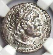 Ptolemaic Ptolemy Vi Ar Didrachm Silver Coin 180-145 Bc - Certified Ngc Xf