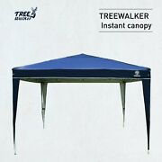 Outdoor Pop-up Canopy Tent Portable Shade Instant Folding Canopy