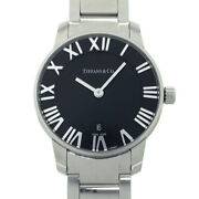 And Co. Atlas Quartz 34875952 Date Menand039s Watch Wl23513