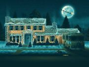 National Lampoonand039s Christmas Vacation Art Variant By Dkng Signed Ltd X/40 Print