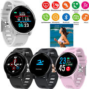 Large Touch Screen Smart Watch Bluetooth Phone Mate For Samsung Huawei Iphone Lg