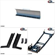 Kfiproducts - Atv Plow Kit - 60and039and039 Bombardier Traxter 500 1999-05