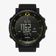 Suunto Core Outdoor Watch W/altimeter Barometer And Compass - Black/yellow